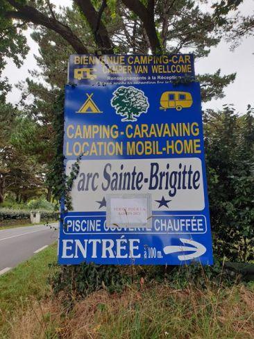 dommage le camping est fermé :( La Turballe (44) - l'autre ailleurs en Vélo, une autre idée du voyage (www.autre-ailleurs.fr)