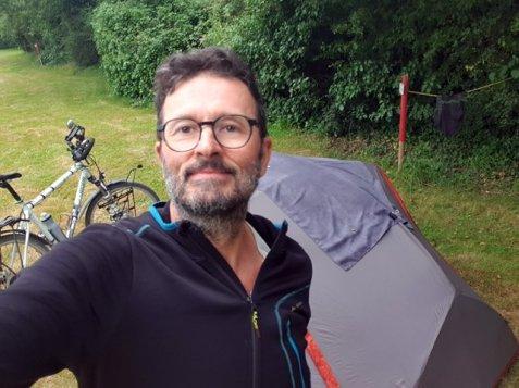 au camping à Guèrande (44) - l'autre ailleurs en Vélo, une autre idée du voyage (www.autre-ailleurs.fr)