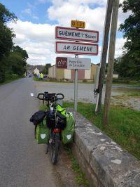 Guémené sur Scorff (56) - l'autre ailleurs en Vélo, une autre idée du voyage (www.autre-ailleurs.fr)