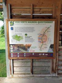 sur la voie verte en direction de Redon (35) - l'autre ailleurs en Vélo, une autre idée du voyage (www.autre-ailleurs.fr)