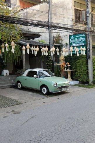 dans une rue à Chiang Mai - l'autre ailleurs au Myanmar (Birmanie) et Thaïlande, une autre idée du voyage
