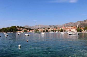 Dans la baie de Cavtat, une eau translucide qui appelle à la baignade - l'autre ailleurs en Croatie, une autre idée du voyage