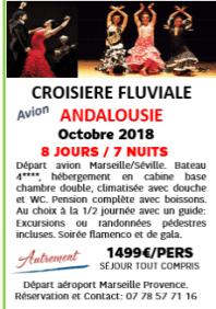 LES MERVEILLES D'ANDALOUSIE
