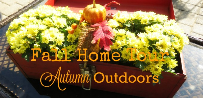 Autumn Home tour
