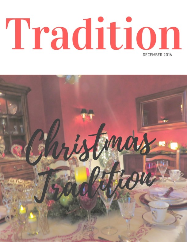 Christmas Traditon