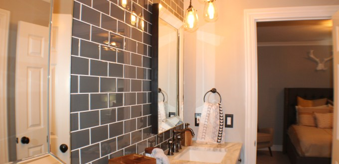 Autumn Dawn Inspired Bathroom Renovation