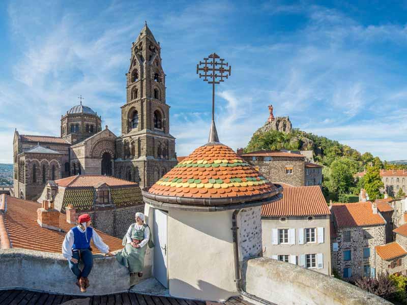 Le Puy En Velay Visiter Le Puy En Velay Auvergne Vacances