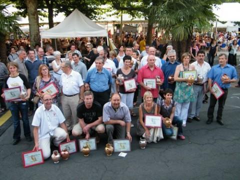 Laurérats des Goudots Gourmands 2010