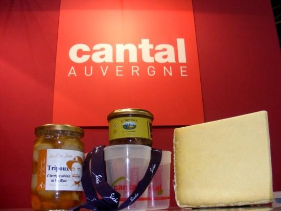 Le Cantal au Salon SIRHA à Lyon