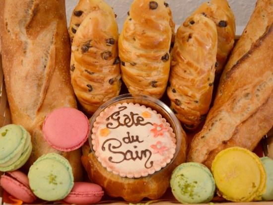 Fête du pain à Aurillac 2015