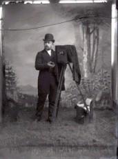 Photographe à Aurillac, Vigier, photos anciennes, muée d'art et archéologie.