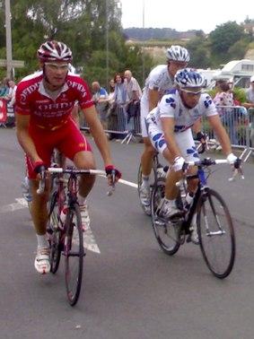 Tour de France 2008, étape Brioude, Aurillac, Cantal, Auvergne