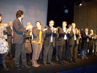 Les Candidats d'Aurillac au coeur, Alain Calmette, Municipales Aurillac 2008, Cantal