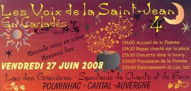 Vois Saint Jean, Cantal