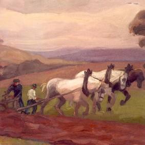 Peinture de Zingg