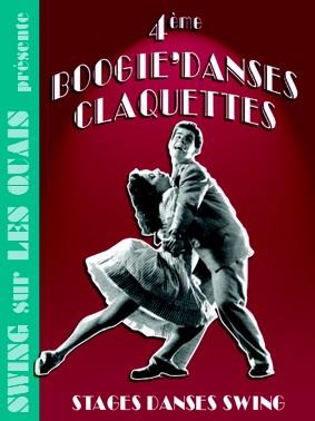 Boogie Danse Claquettes à Laroquebrou