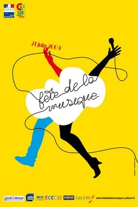 Fête de la Musique 2009, Aurillac, Cantal