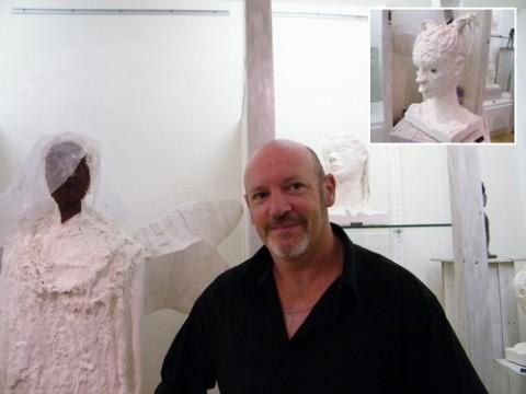 Giles Selliers, sculpteur à Aurillac