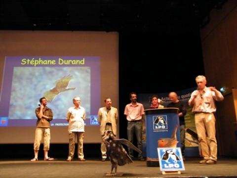 Lauréats du concours photo de la fête de l'oiseau 2009