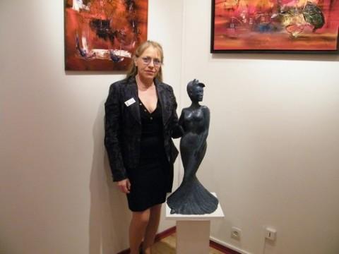 Nad, sculpteur
