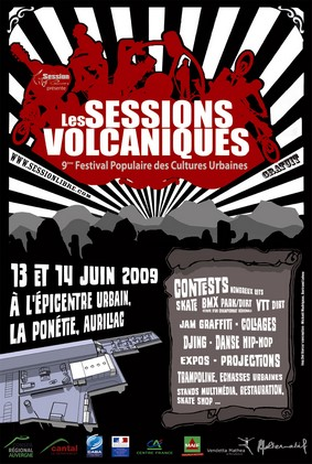 Sessions Volcaniques 2009
