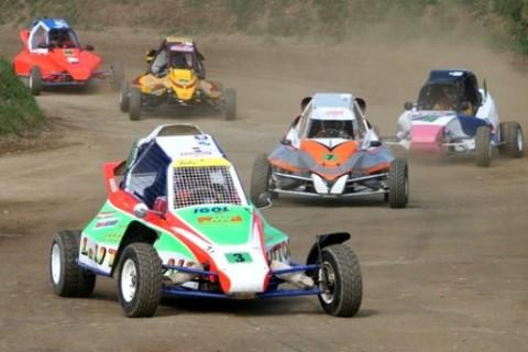 Autocross et Sprint car à Saint Martin Valmeroux