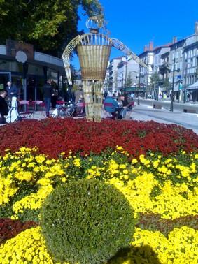 Concours des villes fleuries