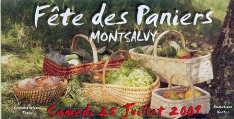 Fête du panier à Montsalvy