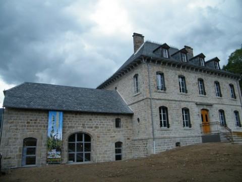 Maison de site de Mandailles, Cantal