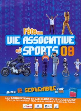 Fête de la vie associative et du sport