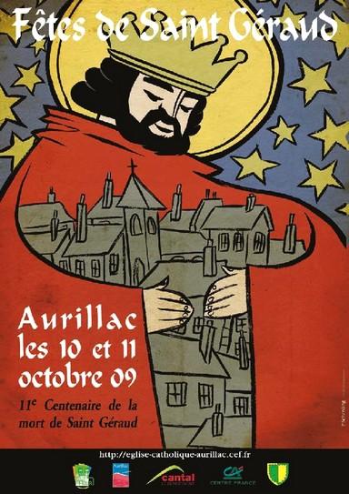 Centenaire de la mort de St Géraud