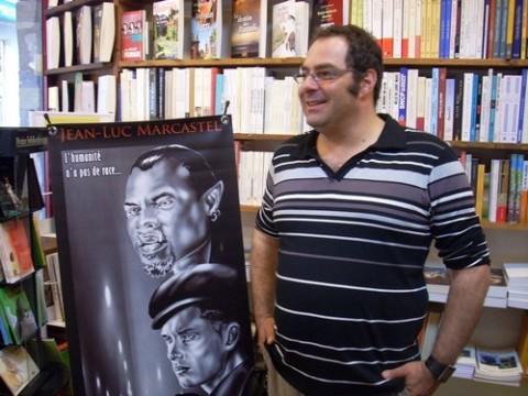 Jean Luc Marcastel, écrivain