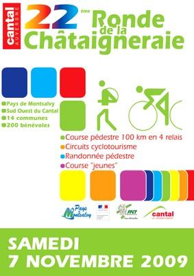 Ronde Châtaigneraie 2009