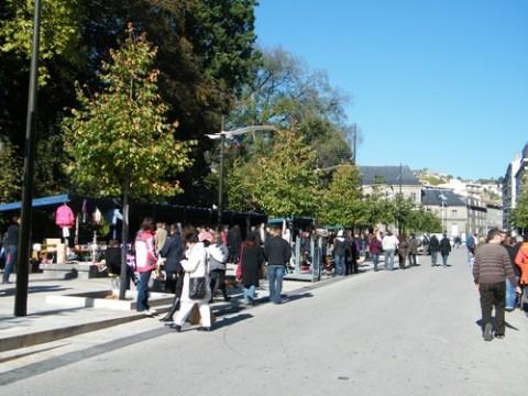 Vide grenier à Aurillac