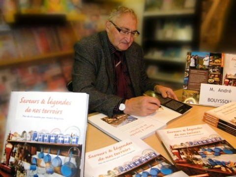 André Bouyssou, Saveurs et légendes de nos terroirs