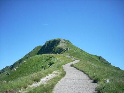 Le Cantal: Puy Mary