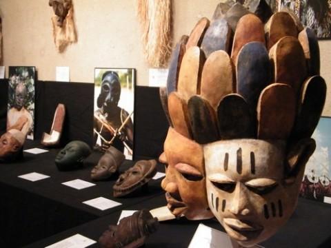 200 masques exposés pour la Semaine Interculturelle 2010