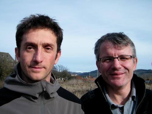 Stephane Bouchet et Charles Lajus