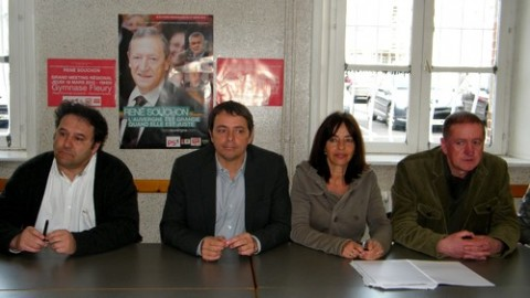 Liste du Cantal, Rassemblement pour l'Auvergne juste et solidaire