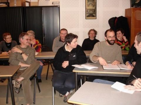 Fête de l'oiseau 2010, réunion LPO