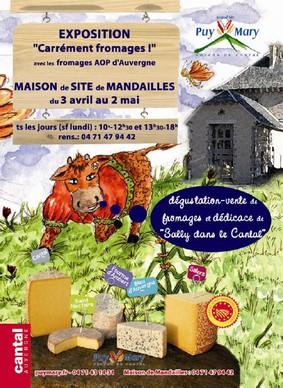Maison de grand site à Mandailles