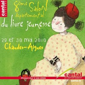 Salon Livre Jeunesse 2010