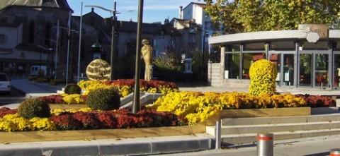 Villes et villages fleuris (Photo: ville d'Aurillac)