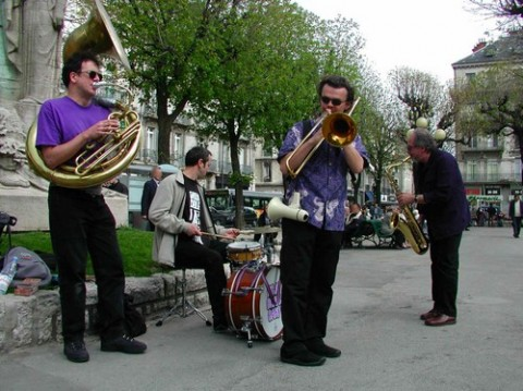 Mojo Brass Band