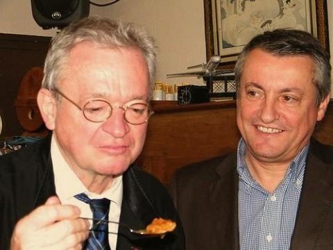 Jean-Luc Petitrenaud et Christian Vabret