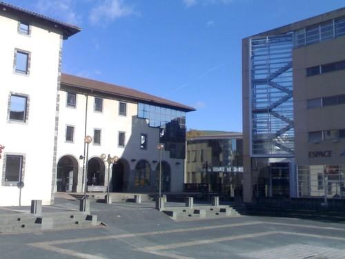 Palais des congès, espace des Carmes à Aurillac