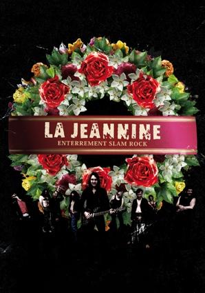 La Jeannine, slam rock