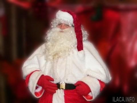 Père Noël dans le Cantal