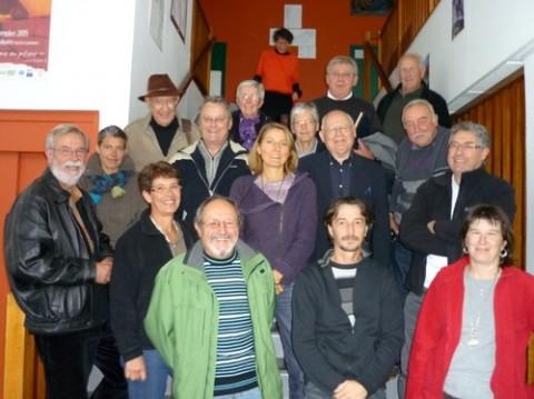 Tour du Cantal pédestre 2011