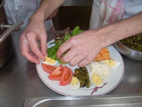 Cours de cuisine à Aurillac